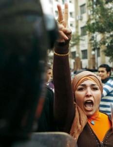 Donne in Egitto