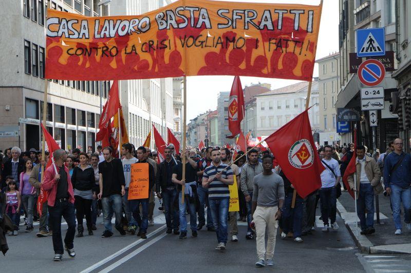Bergamo primo maggio per for Offerte lavoro bergamo subito